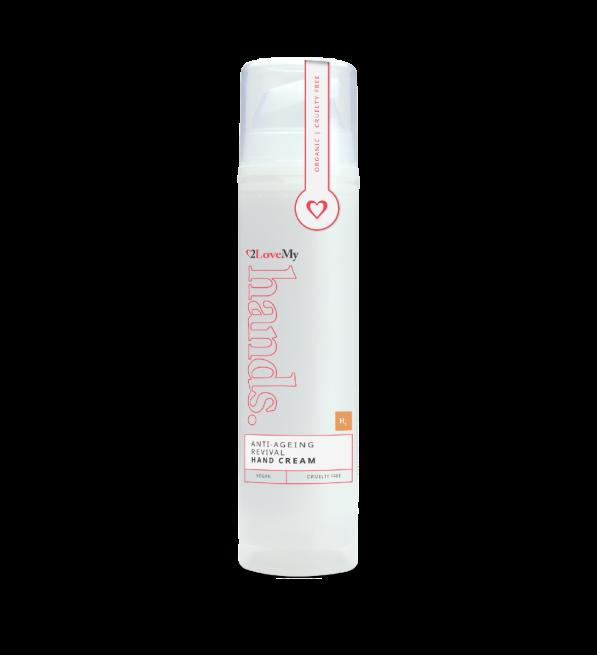 anti-ageing revival hand cream 50ml bottle