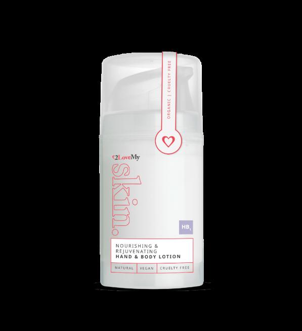 Nourishing Hand & Body Lotion 100ml bottle